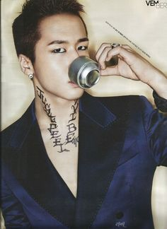 VIXX ☆ RAVI; The Star Magazine