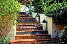 Bildergebnis für spanish tile steps