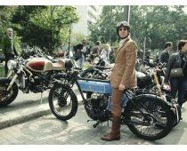 The Distinguished Gentleman's Ride in Rome