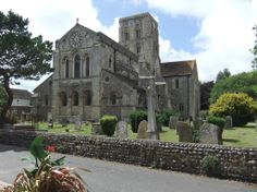 St Mary de Haura Church, Shoreham by Sea - photographer: Robert Bovington http://bovingtonbitsandblogs.blogspot.com.es/ #England #Sussex