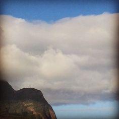 Acho #chique o céu com seu manteau estiloso para se aquecer do frio... #clickdebethvalentim #riodejaneiro