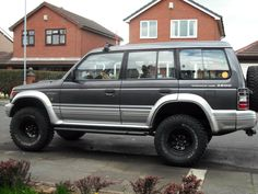 "The Mitsubishi Pajero Owners Club® :: View topic - 2"" lift kit - Is this a good one for £75"