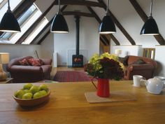 photo of Holiday cottages in Manaton, Dartmoor, Devon   The Hayloft sleeps 6 for year 2013   Helpful Holidays
