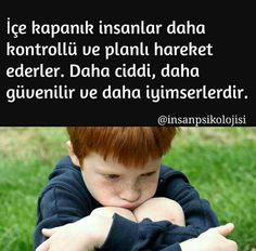 içe kapanık insanlar Child Development, Personal Development, Music Education Quotes, Do You Now, Teaching Quotes, Interesting Information, Self Improvement, Cool Words, Karma