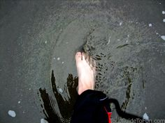 Stepping foot into the Pacific Ocean for the first time - http://www.tourguidetofun.com/muir-beach-glass-beach/  #muirbeach #nocal #highway1