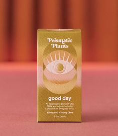 Good Day & Good Night Adaptogenic Tinctures with CBD – Prismatic Plants Medicine Packaging, Tea Packaging, Beauty Packaging, Cosmetic Packaging, Brand Packaging, Box Branding, Design Packaging, Layout, Web Design