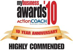 Displaying 2010 ActionCOACH My Business Highly Commended logo.jpg