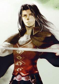 Xenoblade Chronicles. I love Dunban!