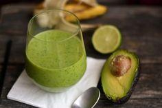 Reggeli zöld smoothie recept