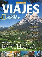SUPLEMENTO VIAJES NATIONAL GEOGRAPHIC: COMARCAS DE BARCELONA  (Xuño 2015)