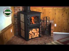 3100 Limited Edition Wood Stove | Large Wood Stoves
