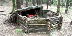 A Small, Super Survival Shelter :http://www.askaprepper.com/a-super-survival-shelter/