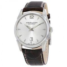 Hamilton Jazzmaster Series Silver Dial Men's Watch H38515555