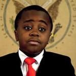 The effervescent Kid President (AKA Robbie Novak) serves-up a half-time pep talk guaranteed to light your fire. He chides us for being boring and encourages us to take the path that leads to awesome. We have work to do, he says, and we can cry about it or we can dance about it . . . It is everybody's duty to give the world a reason to dance.