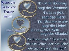 Ich weiß, das mein Herz drüben auf mich wartet..aber sie fehlt.. Missing My Son, Feelings And Emotions, Short Quotes, In Loving Memory, True Words, Grief, Verses, Wisdom, Motivation