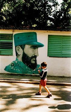 https://flic.kr/p/5Z56Ds | Fidel Castro School Propaganda, Cuba | Thanks to the National Geographic blog for featuring this picture!  blogs.nationalgeographic.com/blogs/intelligenttravel/2009...  and to the Periscope Post:  www.periscopepost.com/2010/09/leave-the-jew...