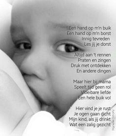 Gedicht over borstvoeding