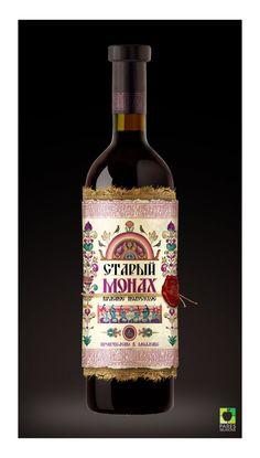 Старый Монах - вино (4)