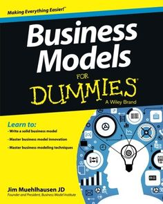 "Read ""Business Models For Dummies"" by Jim Muehlhausen available from Rakuten Kobo. Write a business model? Business Models For Dummies helps you write a solid business model to further define your . Business Grants, Small Business Resources, Buy Business, Home Based Business, Business Marketing, Business Tips, Online Business, Business Motivation, Company Goals"