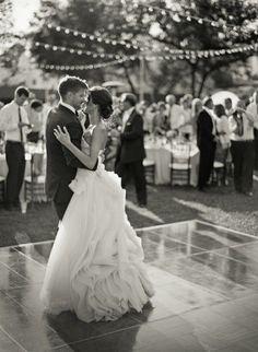OD czego zacząć przygotowania do pierwszego tańca młodej pary?