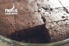 Yağsız Şekersiz Unsuz Browni Tarifi / 1. 5 su bardağı yulaf kepeği 2 yumurta 1. 5 çay bardağı pekmez 1 çay bardayı damla çikolata 25 gr kakao 6-7 ceviz Yarım çay bardağı süt 1 paket kabartma tozu