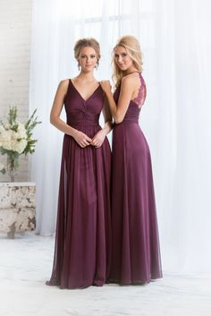 Absolutely in LOVE with these #Bridesmaids dresses and the color!!!