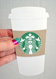 Thanks A Latte Teacher Appreciation Gift Idea