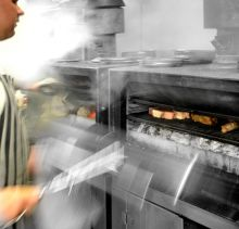 Oven-Grilled HJX45L Goodman --- London