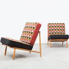 Located using retrostart.com > Lounge Chair by Alf Svensson for Dux