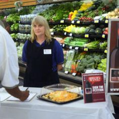 Jackson residents will have the chance to vote for or against grocery stores selling wine on November fourth's ballot, according to Kim Buckley,