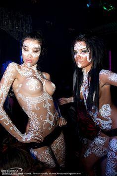 #rave #raver #PLUR #bodypaint #EDM