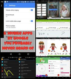 We bet there's at least one app on this list you haven't heard of! #android #google #apps  http://mte.gs/mfV6s