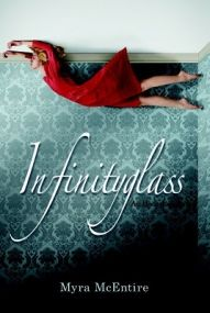 Infinityglass (Hourglass #3) by Myra  McEntire: Such a fun finish to a great trilogy!