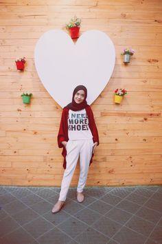 Ootd hijab casual look @fildzahumaira