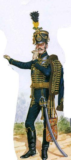 Austrian Hussar