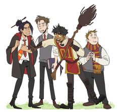 48 trendy drawing harry potter fanart the marauders Fanart Harry Potter, Harry Potter Comics, Cosplay Harry Potter, Harry Potter Drawings, Harry Potter Tumblr, Harry Potter Cast, Harry Potter Characters, Harry Potter Fandom, Harry Potter Memes