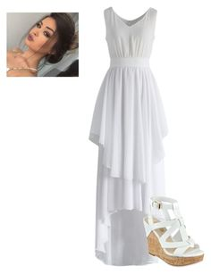 """""""Just """"cause"""" by air-bear-disigns on Polyvore featuring Chicwish and GUESS"""