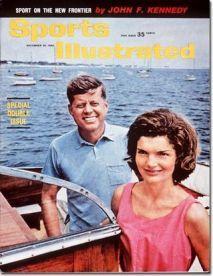 Jackie Kennedy and Marimekko