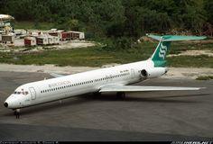 McDonnell Douglas MD-83 (DC-9-83) (Aerocancún)
