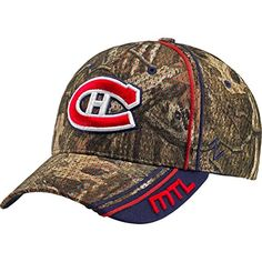 Montreal Canadiens Camouflage Caps