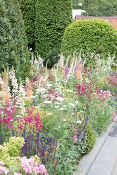 Harrods British Eccentrics Garden RHS Chelsea Flower Show 2016