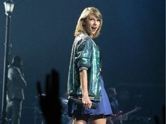 Taylor performing Welcome to New York during the 1989 World Tour in Ottawa Taylor Swift Concert, Taylor Swift Web, Taylor Swift Gallery, Taylor Swift Pictures, The 1989 World Tour, 1989 Tour, Photo Galleries, Punk, Photoshoot