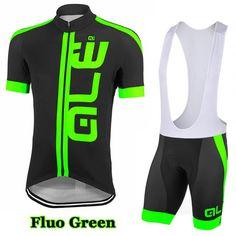 Beautiful 2017 Spring Green Diamond Style Long Cycling Clothing Set Maillot Ropa Ciclismo Invierno Mtb Bicycle Jerseys Bike Sportswear Cycling