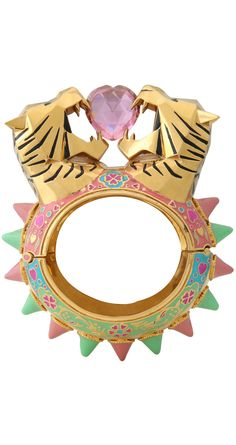 Manish Arora for Amrapali Royal Bengal cuff