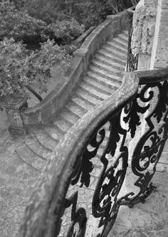 Vizcaya, stairs