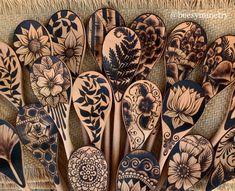 Wood Burning Crafts, Wood Burning Patterns, Wood Burning Art, Essential Oil Box, Wood Burn Designs, Got Wood, Driftwood Crafts, Gypsy Jewelry, Have A Beautiful Day