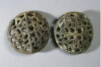 Finnish Viking Age round brooches - page also shows other round brooches and some oval brooches.