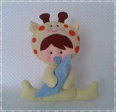 Baby Safári Girafa
