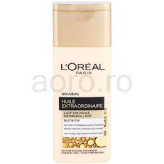 L'Oréal Paris Extraordinary Oil Lotiune hidratanta  demachianta pe bază de ulei | aoro.ro