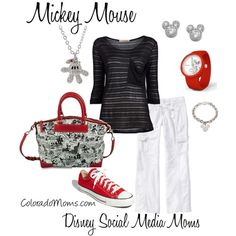 LOVE this outfit and handbag. Cried when the bag sold out before I could buy one. #Disney #DisneySMMoms